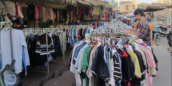 Chợ đồ cũ Đông Tác