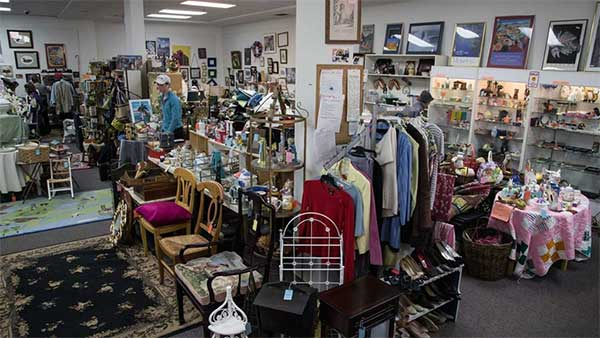 Thrift Store rất phù hợp với thị trường Việt Nam