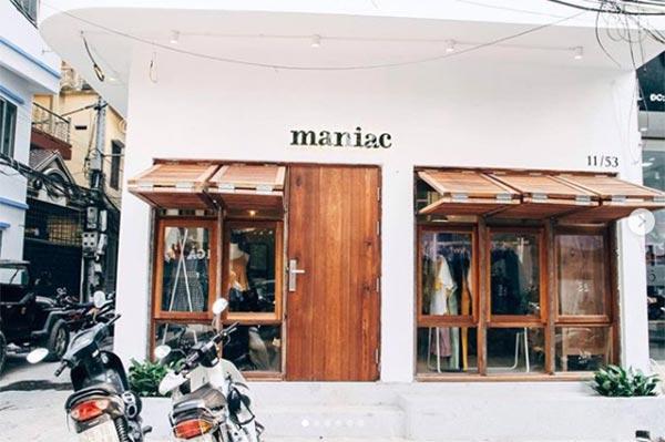 Cửa hàng Secondhand Maniac