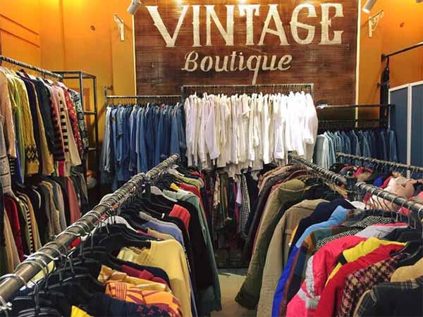 Quần áo cũ đa dạng và chất lượng vẫn còn rất tốt
