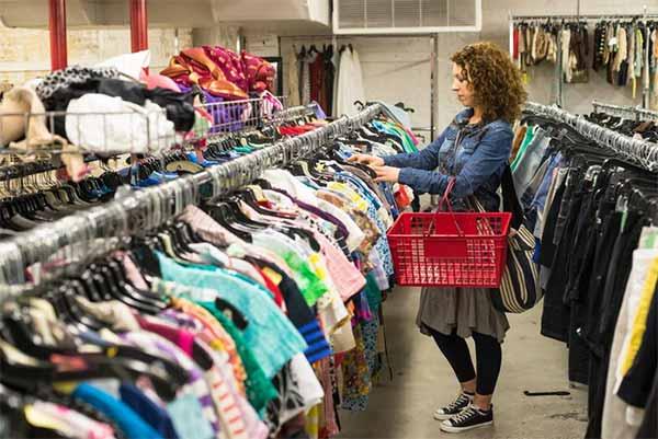 Thrift Store là một hình thức kinh doanh từ thiện khá phổ biến