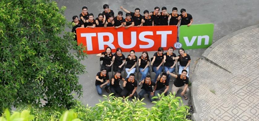 Trust.vn: Công ty thiết kế website uy tin, nhanh