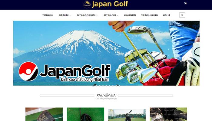 Cửa hàng bán thảm tập golf online - Japan Golf