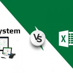 Quản lý bán hàng bằng Excel hay phần mềm chuyên dụng?